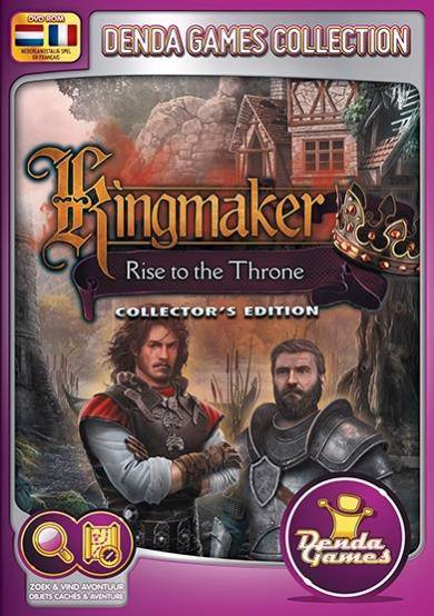Kingmaker - Rise to the throne (Collectors edition)