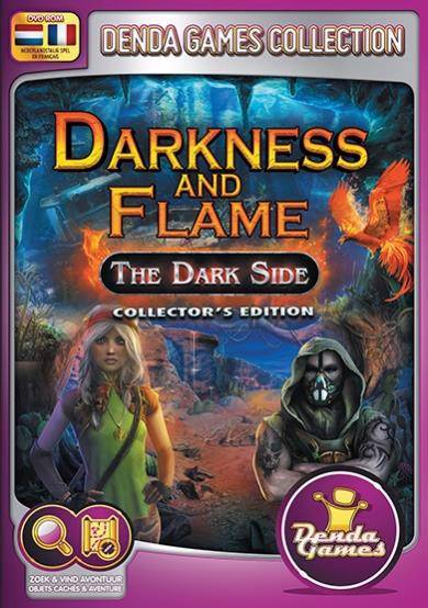 Darkness and flame 3 - The dark side (Collectors edition)