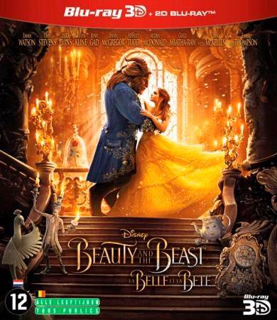 Beauty and the beast (3D) (2017)