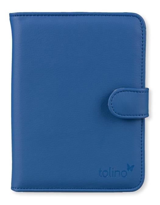 Etui standard bleu pour e-reader Vision 2
