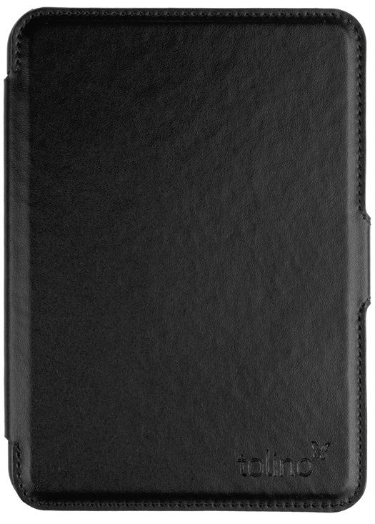 Etui ultra-fin noir pour e-reader Vision 4 HD