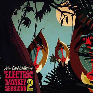 Electric monkey sessions2 180gr./gatefold/download coupon/1000 cps coloured