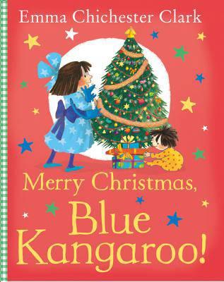 MERRY CHRISTMAS BLUE KANGA HB