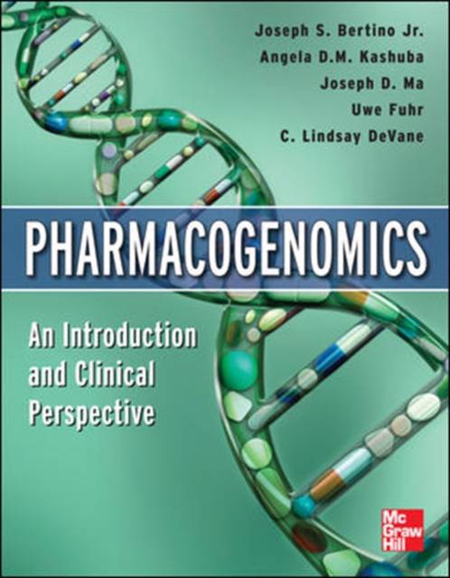 Pharmacogenomics An Introduction and Clinical Perspective