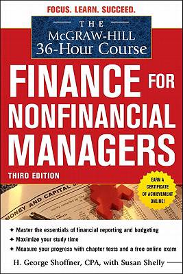 McGraw-Hill 36-Hour Course: Finance for Non-Financial Managers 3/E
