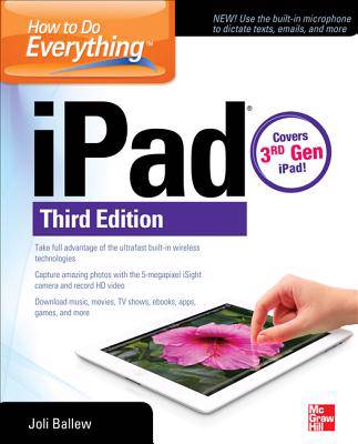 How to Do Everything: iPad