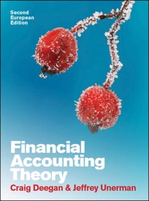Financial Accounting Theory: European Edition