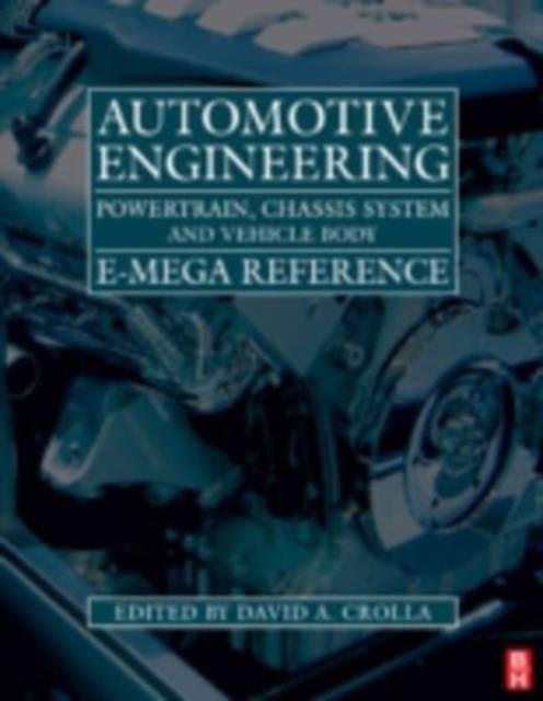 AUTOMOTIVE ENGINEERING EMEGA REFERENCE