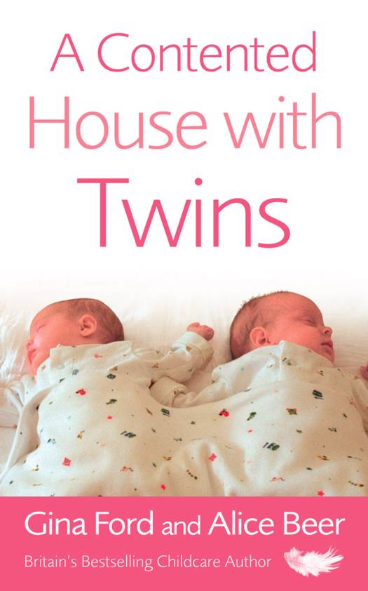 Contented House with Twins