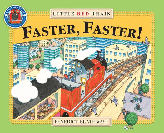Little Red Train: Faster, Faster