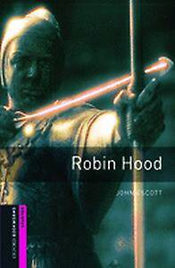 Oxford Bookworms Library: Starter Level:: Robin Hood