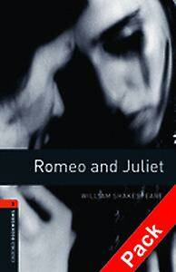 Oxford Bookworms Library: Level 2:: Romeo and Juliet audio CD pack
