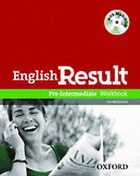 English Result: Pre-Intermediate: Workbook with MultiROM Pack