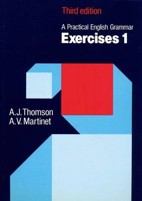 Practical English Grammar: Exercises 1