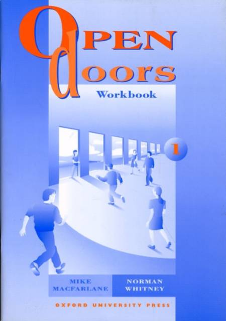 Open Doors: 1: Workbook