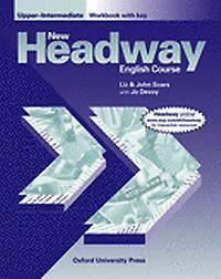 New Headway: Upper-Intermediate: Workbook (with Key)