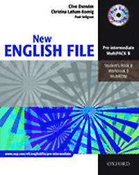 New English File: Pre-intermediate: MultiPACK B