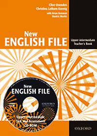 New English File: Upper-Intermediate: Teacher's Book with Test and Assessment CD-ROM