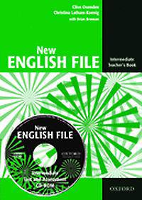 New English File: Intermediate: Teacher's Book with Test and Assessment CD-ROM