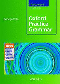 Oxford Practice Grammar: Advanced: with Key Practice-Boost CD-ROM Pack