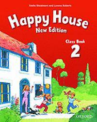 Happy House: 2 New Edition: Class Book