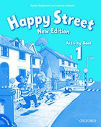 Happy Street: 1 New Edition: Activity Book and MultiROM Pack