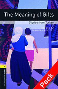 Oxford Bookworms Library: Level 1:: The Meaning of Gifts: Stories from Turkey audio CD pack