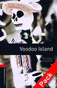 Oxford Bookworms Library: Level 2:: Voodoo Island audio CD pack