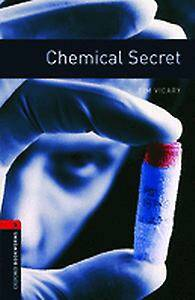 Oxford Bookworms Library: Level 3:: Chemical Secret audio CD pack