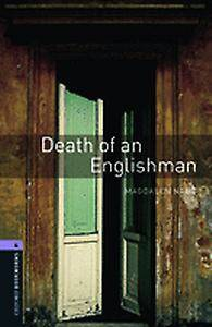 Oxford Bookworms Library: Level 4:: Death of an Englishman