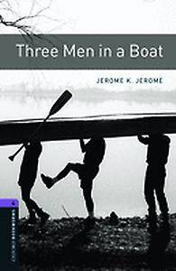 Oxford Bookworms Library: Level 4:: Three Men in a Boat