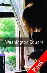 Oxford Bookworms Library: Level 4:: Washington Square audio CD pack