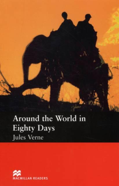 Around the World in 80 Days Book only - Macmillan Reader Beginner Level