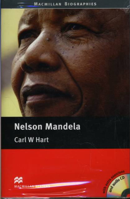 Nelson Mandela - Book and Audio CD