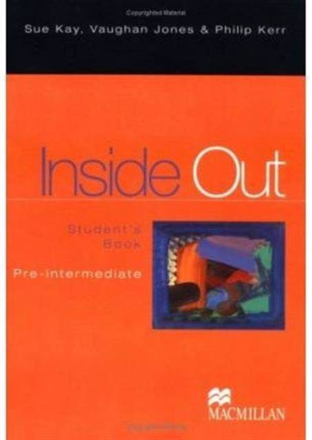 Inside Out - Student Book - Pre Intermediate