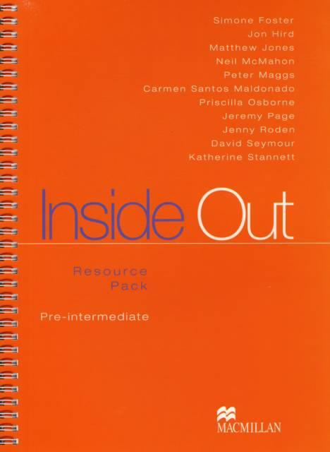 Inside Out - Resource Pack - Pre Intermediate