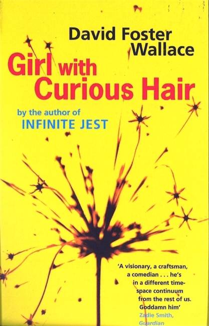 Girl With Curious Hair