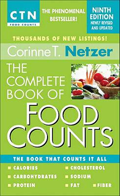 Complete Book Of Food Counts, 9Th Edition
