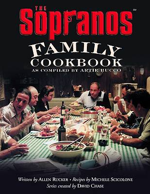 Sopranos family cookbook English edition