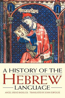 History of the Hebrew Language