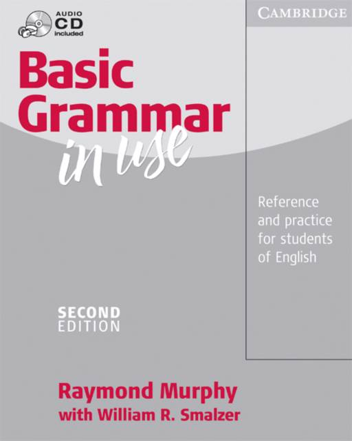 Basic Grammar in Use without Answers, with Audio CD