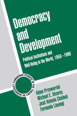 Cambridge Studies in the Theory of Democracy