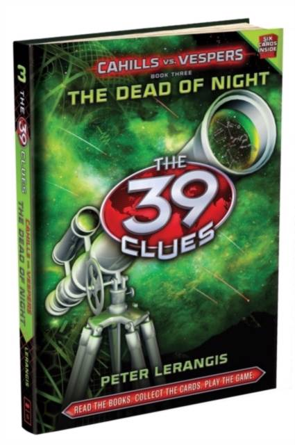 39 Clues Cahills Vs Vespers: #3 The Dead of Night