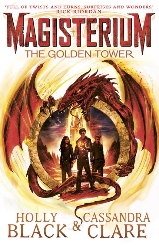 Magisterium: The Golden Tower