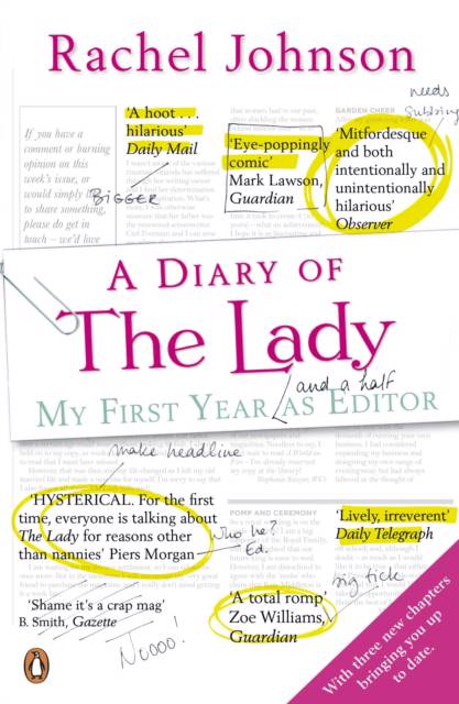 Diary of The Lady