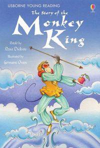 Story of The Monkey King