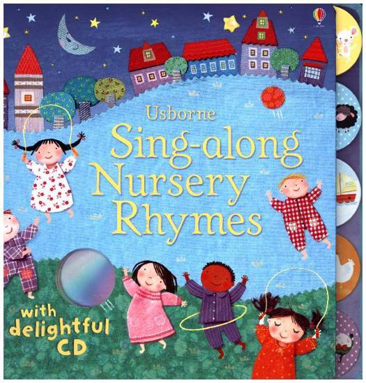 Singalong Nursery Rhymes and CD