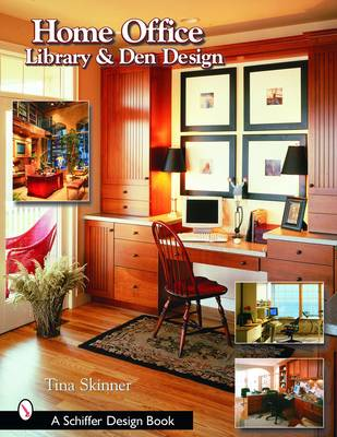 Home Office, Library, and Den Design
