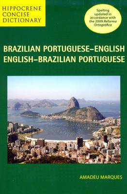 Brazilian Portuguese-English / English-Brazilian Portuguese Concise Dictionary