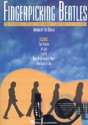 BEATLES FINGERPICKING BEATLES GTR BK